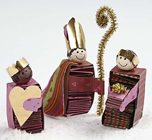The three wise men for Three wise men craft