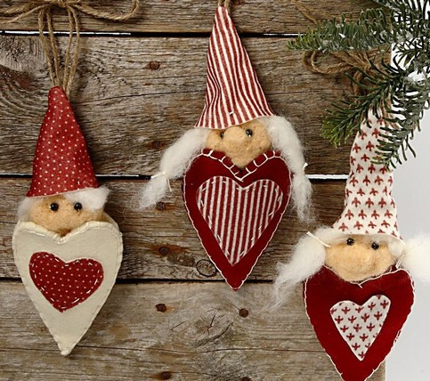 Christmas decorations you can make yourself 103927 for Christmas decorations to make yourself