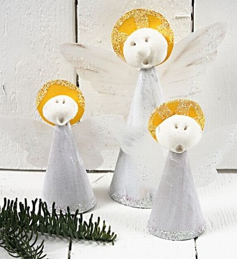 Christmas decorations you can make yourself 121684 for Christmas decorations to make yourself