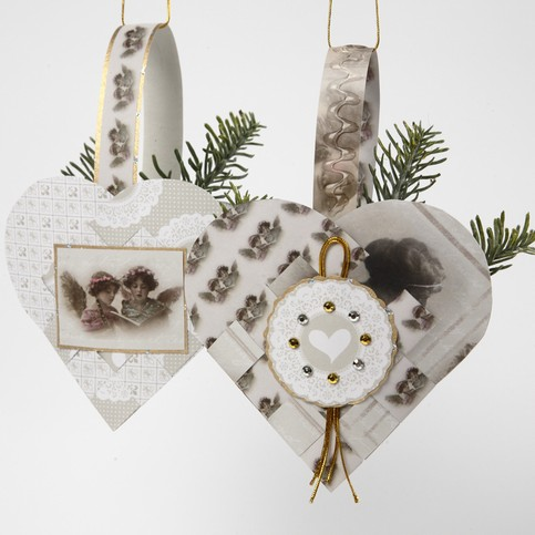 Christmas decorations you can make yourself 103810 for Christmas decorations to make yourself