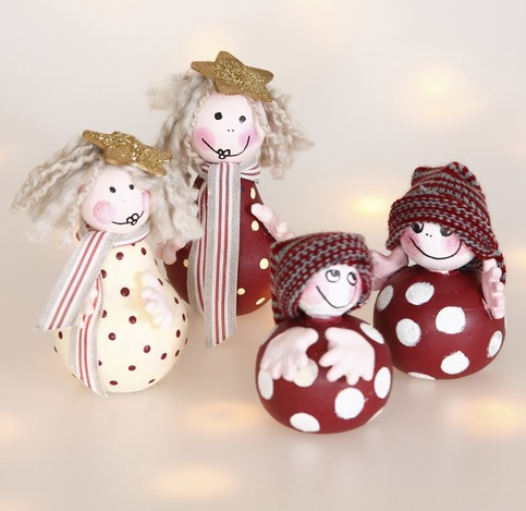 How to make my own christmas decorations roselawnlutheran for Christmas decorations to make yourself