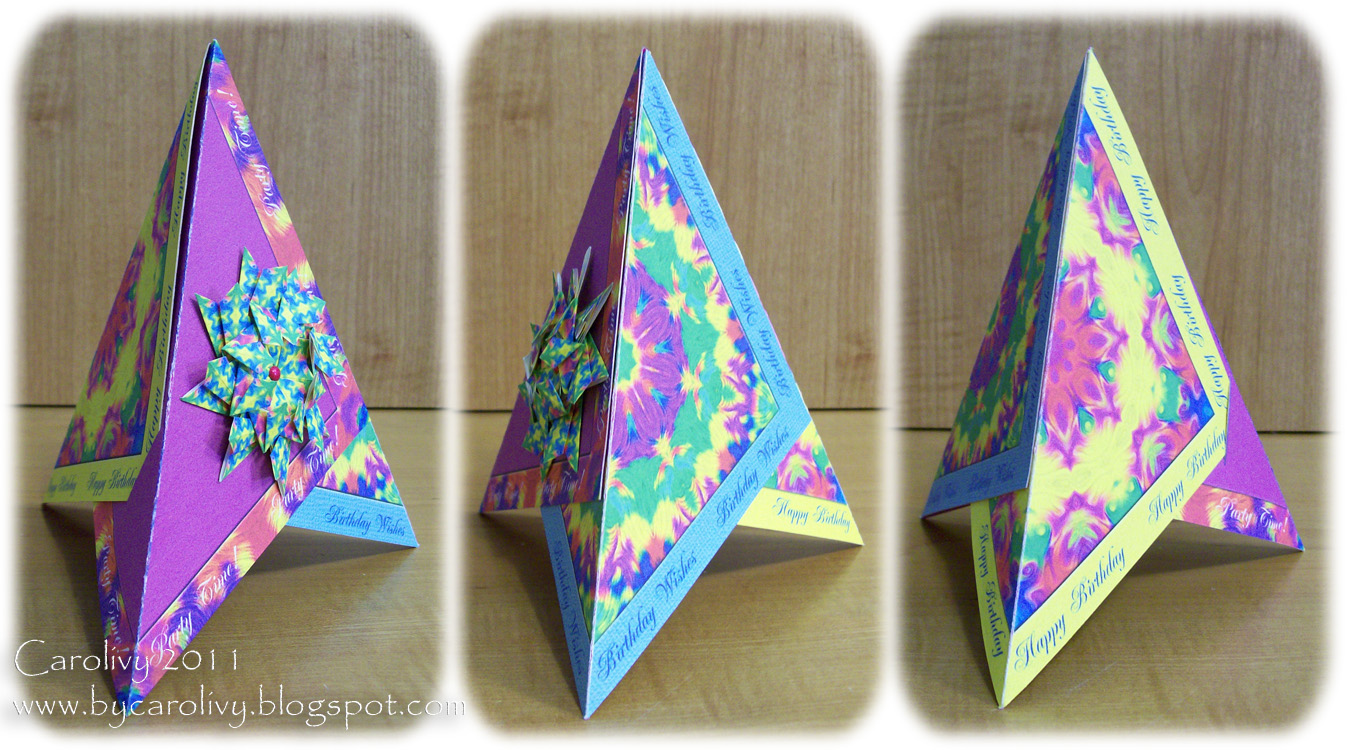 Tri Fold Pyramid Cards Image Click To View Or Download ...
